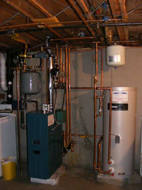 Bill Trombly Plumbing Heating Cooling Electric Plumber Nh